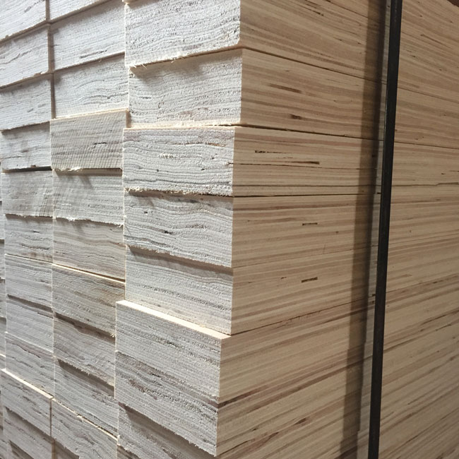 poplar core packing LVL/LVB plywood at factory price