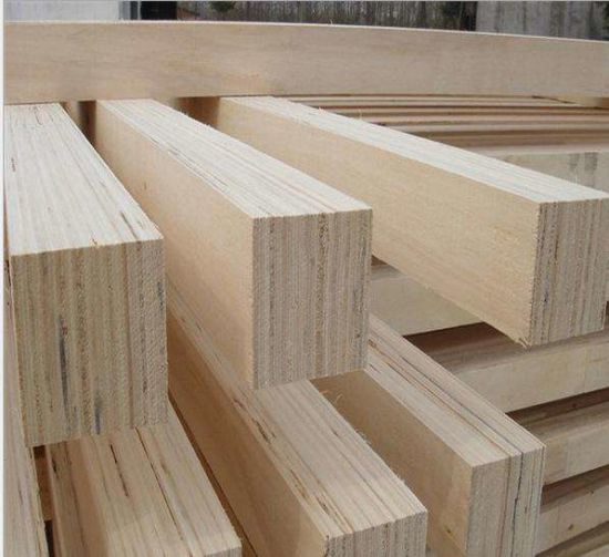 funiture grade poplar LVL  for door frame