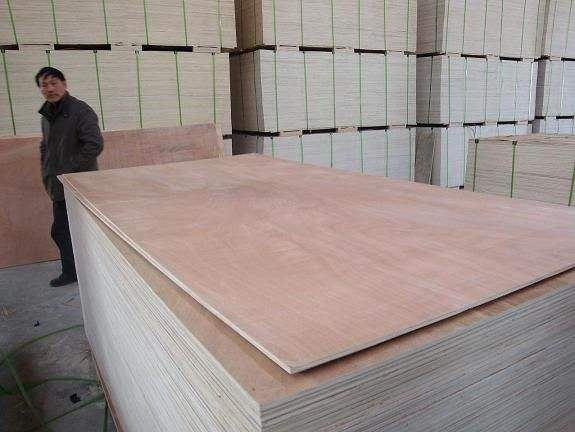 poplar core commercial plywood